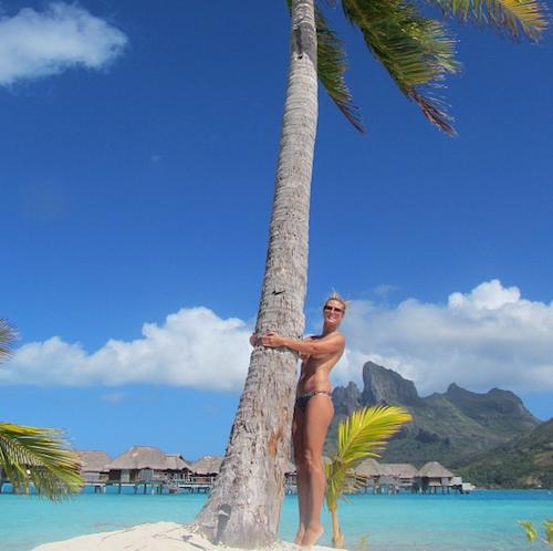 Photos : Heidi Klum : devinez qui prend ses photos sexy sur Instagram !