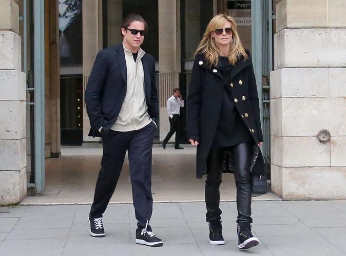 Heidi Klum : escapade romantique à Paris avec son nouveau toyboy !