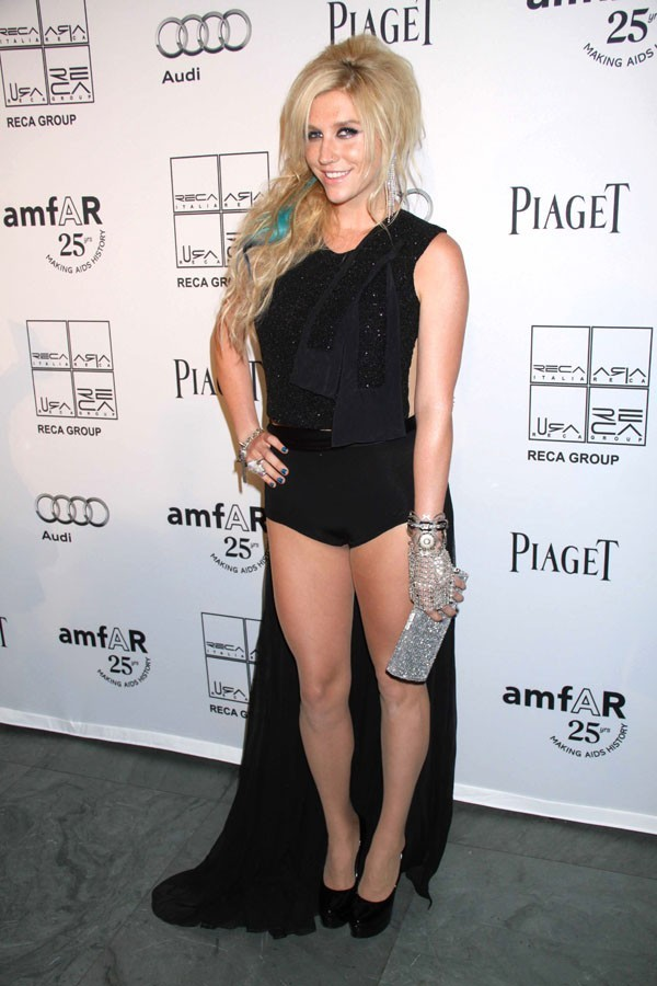 ...mais à 24 ans, Kesha le sait peut-être moins ?