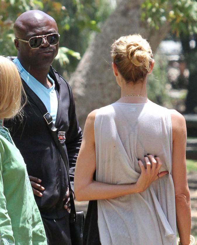 Photos : Heidi Klum et Seal : les ex-époux réunis !