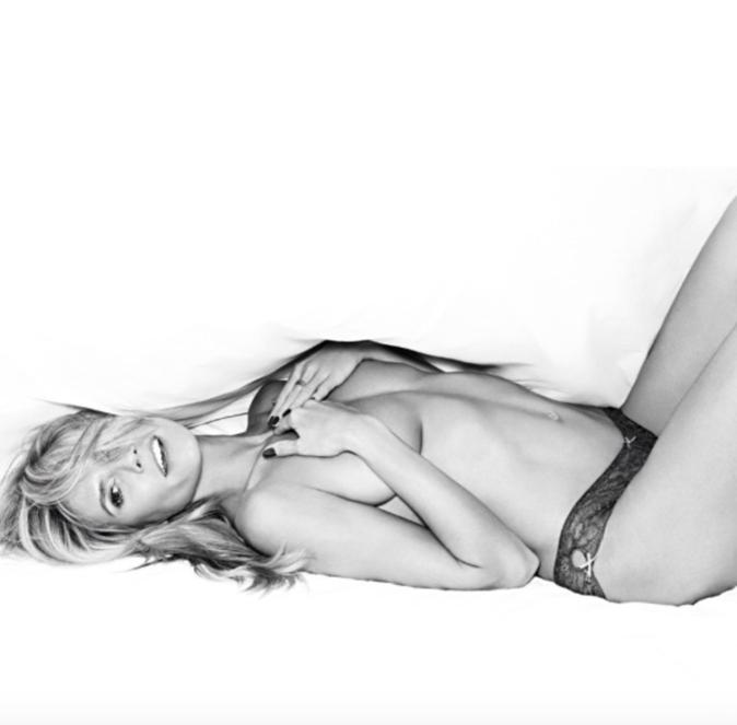 PHOTOS Sexy ! Heidi Klum se montre nue la plage - Closer