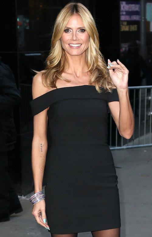 Photos : Heidi Klum : sa meilleure ambassadrice, c'est elle !