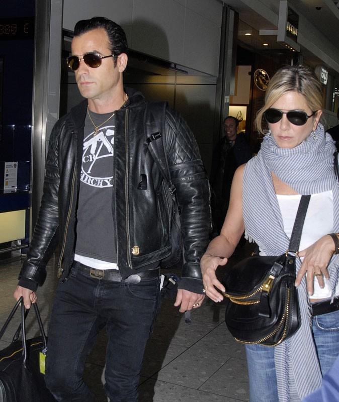 Jennifer Aniston : ce qui la fait craquer chez Justin Theroux ? Les slips en coton !