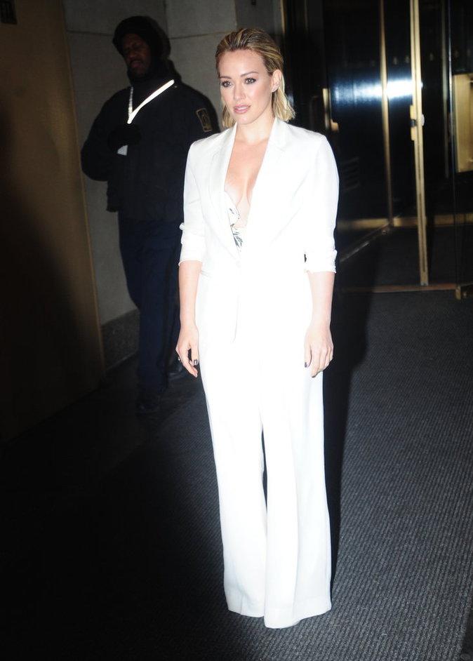 """Photos : Hilary Duff endeuillée : """"Je suis anéantie !"""""""