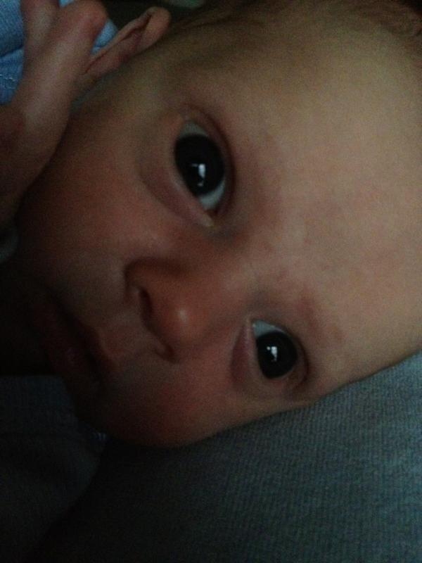 Le petit Luca !
