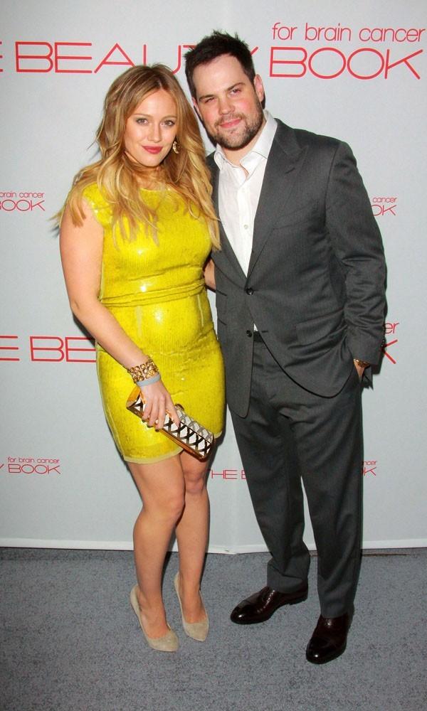 Hilary Duff et Mike Comrie hier soir à Los Angeles !