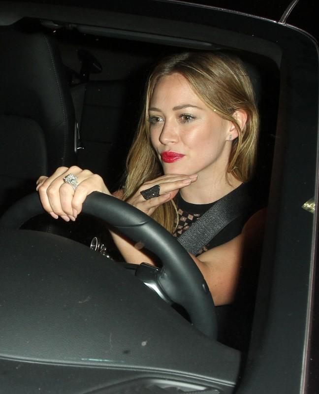 Hilary Duff le 27 juin 2013 à Hollywood