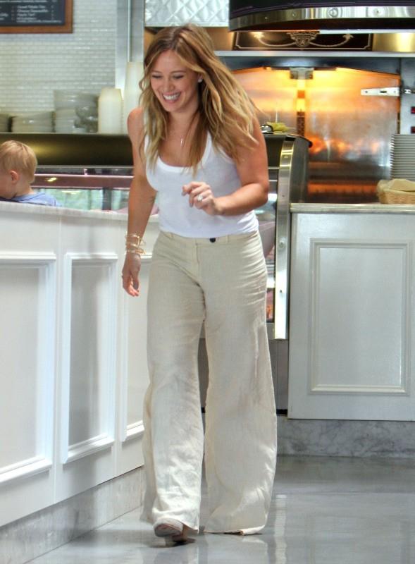 Hilary Duff à Los Angeles, le 29 mai 2013.
