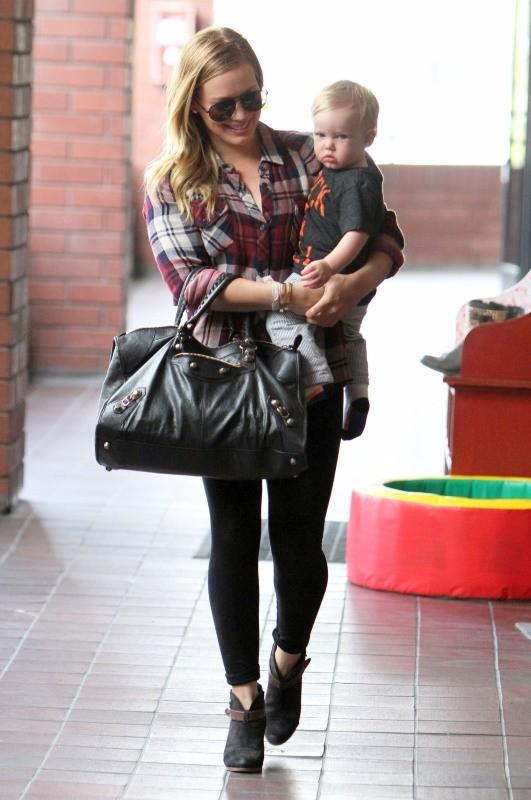 Hilary Duff le 20 mars 2013 à Sherman Oaks, en Californie