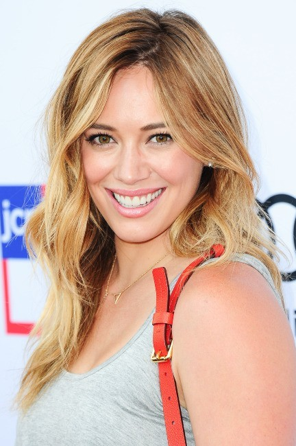 "Hilary Duff lors du ""Children Mending Hearts Style Sunday"" à Los Angeles, le 9 juin 2013."
