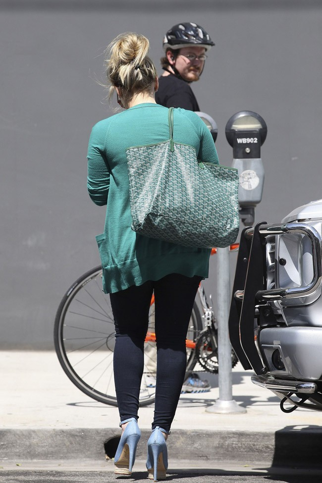 Hilary Duff le 31 mai 2012 à Los Angeles