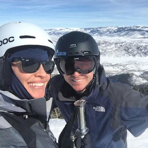 Photos : Hilary Swank est fiancée !