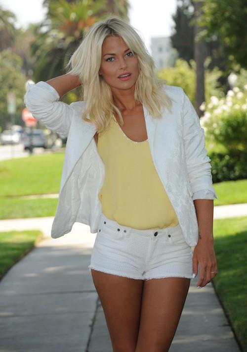 Photos : Hollywood Girls 3 : découvrez les premières photos de la nouvelle saison ! - Caroline