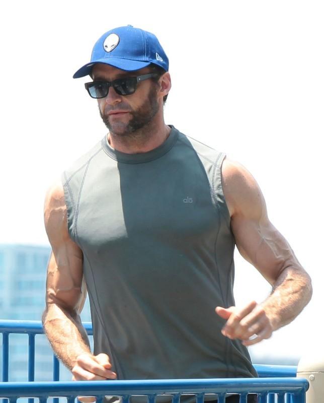 Hugh Jackman le 2 juin 2013 à New York