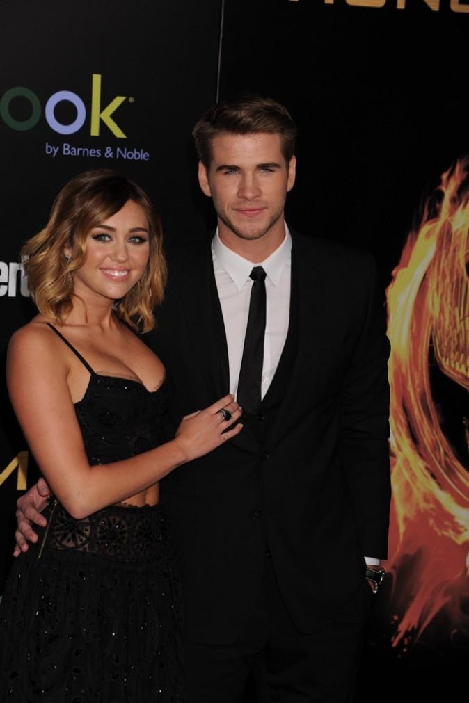 Liam Hemsworth (Gale Hawthorne) a déclaré que s'il devait affronter sa copine Miley Cyrus dans les Hunger Games, c'est elle qui gagnerait !