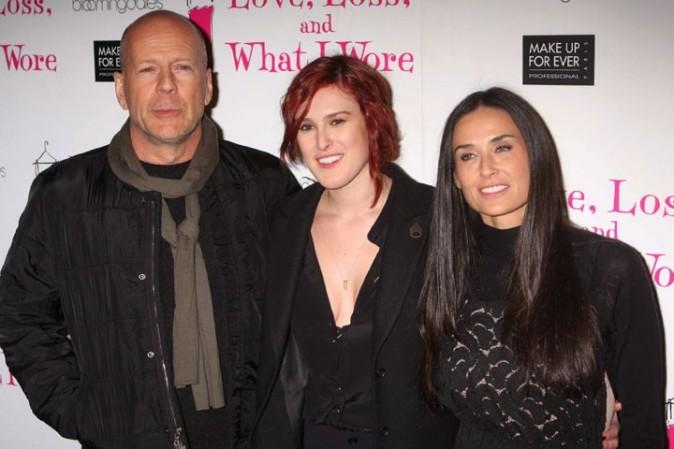 Bruce Willis et Rumer