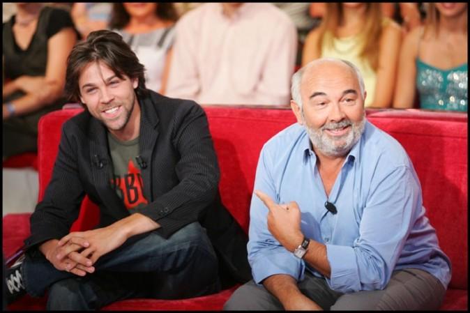 Gérard Jugnot et Arthur Jugnot