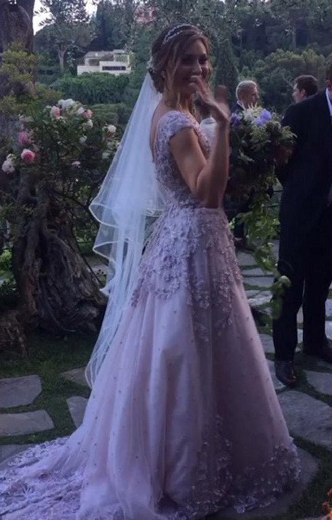 Alyson Michalka a épousé Stephen Ringer