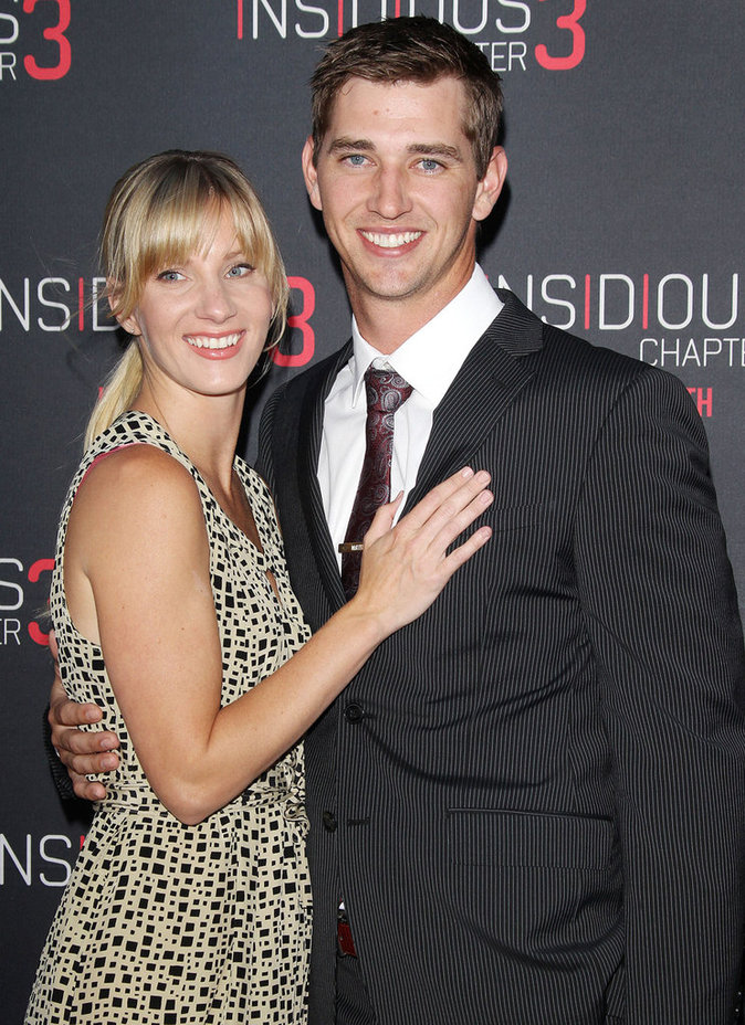 Heather Morris et Taylor Hubbell