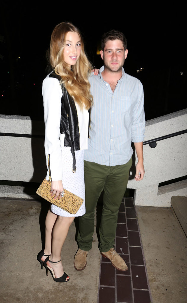 Whitney Port et Tim Rosenman