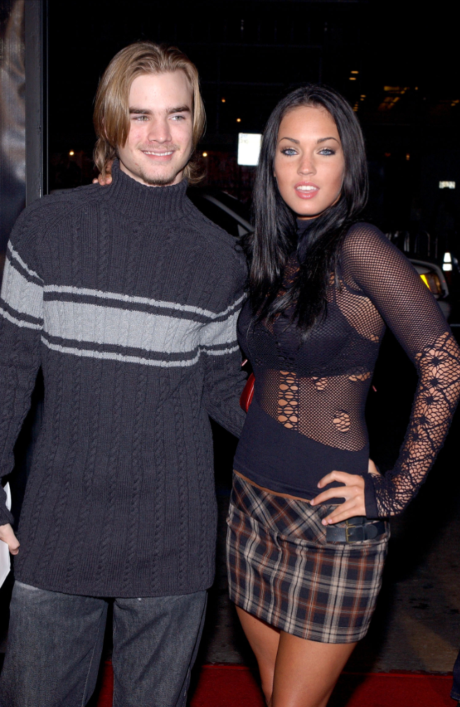 Megan Fox et David Gallagher