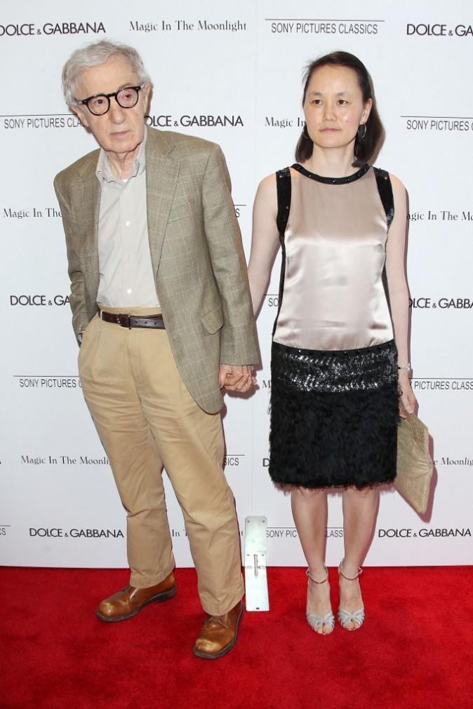 Woody Allen et Soon Yi