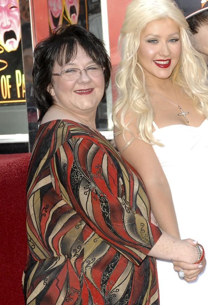 Christina Aguilera : plus belle que sa mère !