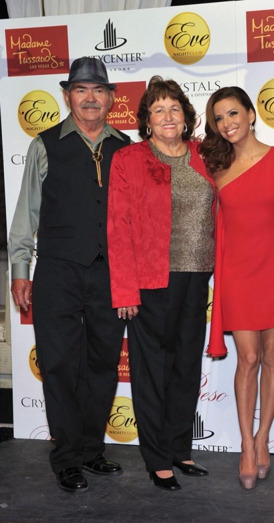 Eva Longoria : plus belle que ses parents !