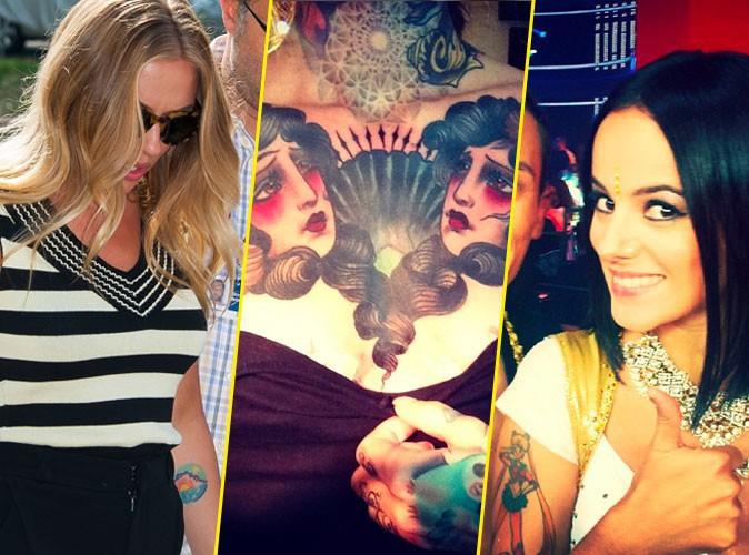 Interdiction des tatouages en couleurs : Alizée, Fanny SS6, Scarlett Johansson pourront-ils continuer leurs tatouages ?