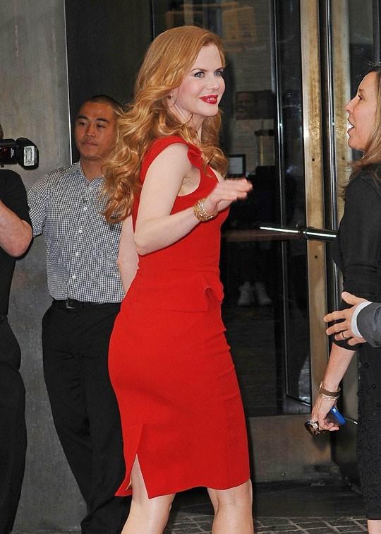 Nicole Kidman, une certaine notion de l'élégance !