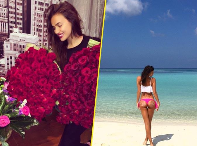 Irina Shayk : bootylicious son 29e anniversaire !