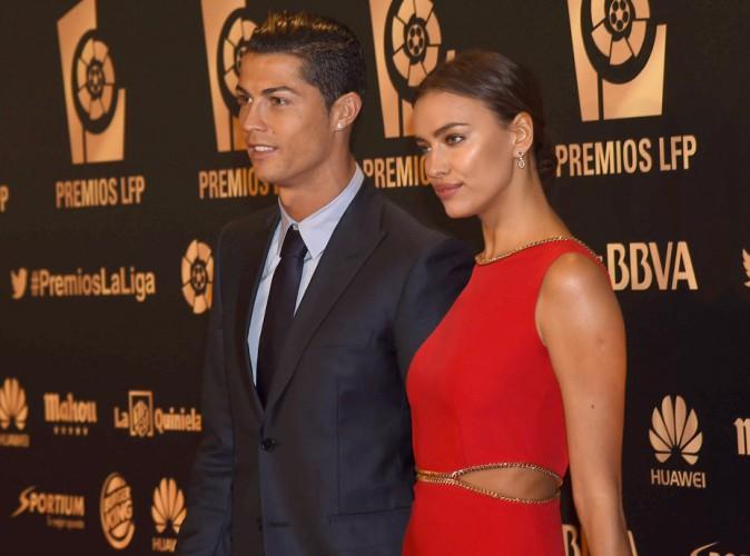 Irina Shayk et Cristiano Ronaldo : le couple se retrouve pour une rare apparition sur tapis rouge !