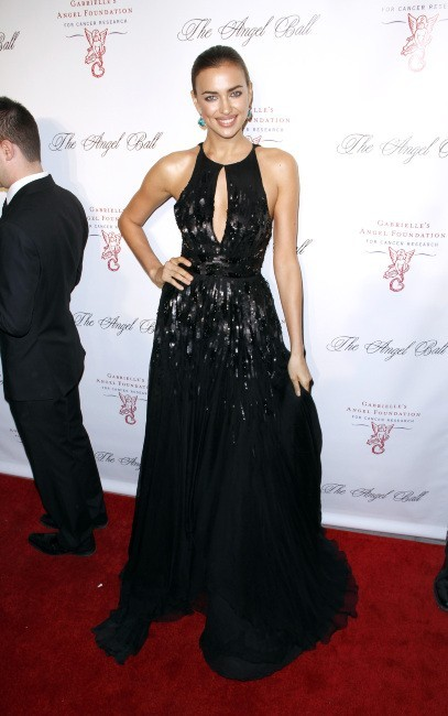 Irina Shayk le 22 octobre 2012 à New York