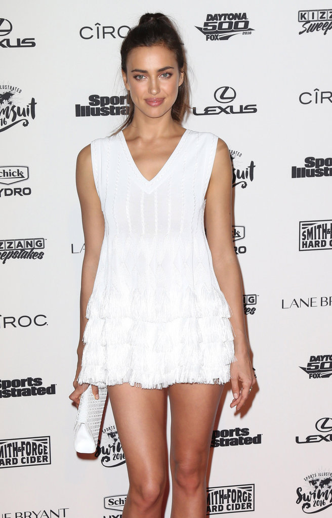 Photos : Irina Shayk, Lily Aldridge, Chanel Iman : jeux de jambes sexy pour Sports Illustrated!