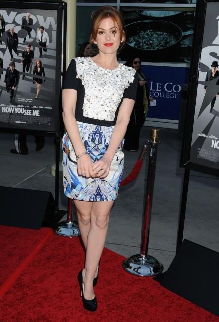 La très jolie Isla Fisher