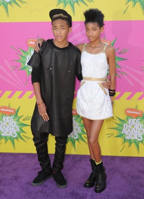 Willow et Jaden Smith, Los Angeles, 23 mars 2013