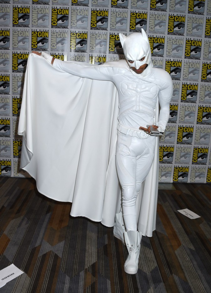 Jaden Smith au Comic-On 2014 de San Diego