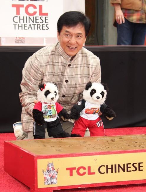 Jackie Chan le 6 juin 2013 à Hollywood
