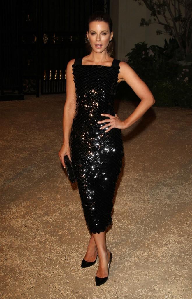 Kate Beckinsale le 16 avril 2015