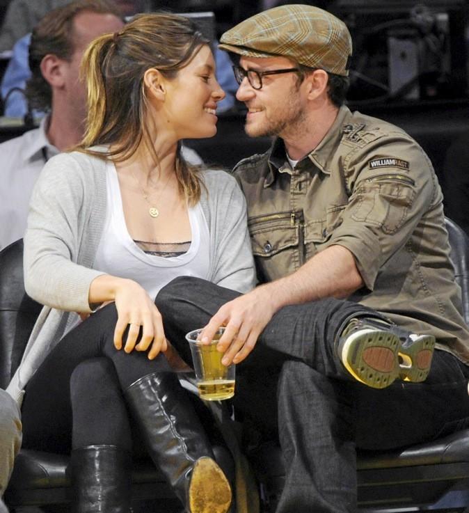 Justin Timberlake & Jessica Biel !