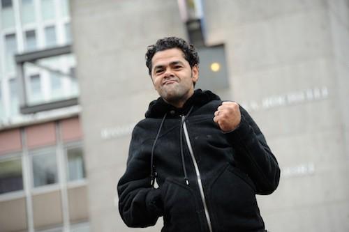 Photos : Jamel Debbouze : toujours prêt à déchainer les foules, il rejoue La Marche contre le racisme !