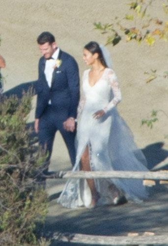 Photos : Jamie Chung : un mariage en toute intimité pour la it-girl de Very Bad Trip !