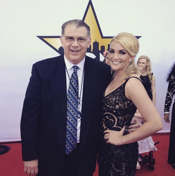 Jamie Lynn Spears le 19 avril 2015
