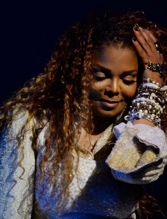 Janet Jackson en concert le 31 août 2015