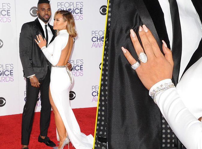 Photos : Jason Derulo fiancé ? Les photos qui sèment le doute...