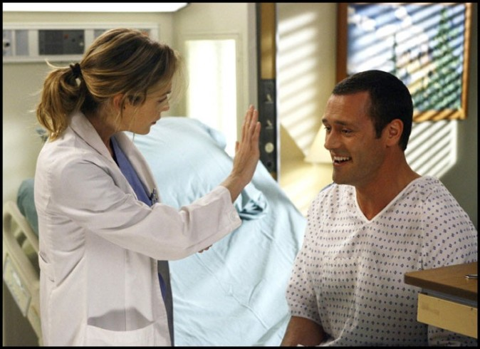 Jason O'Mara dans Grey's Anatomy