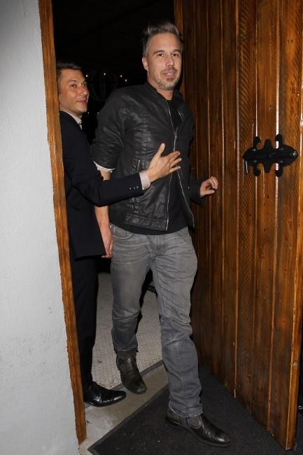 Jason Trawick, Hollywood, 31 janvier 2013.