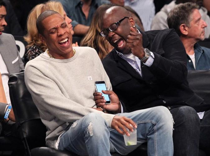 Jay-Z : ambiance plus détendue sur le parquet, c'est la fête sans Beyoncé !