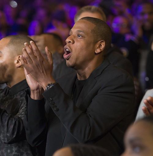 Photos : Jay-Z et Rihanna : réunis pour faire le show !