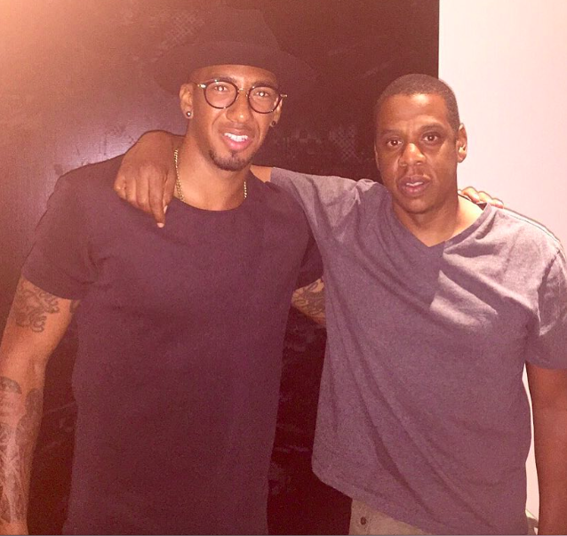 Jay Z fait de Jérôme Boateng le premier footballeur à signer chez Roc Nation !